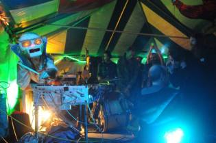 Paddy Steer live at the Monk and the Nun Festival in Leitrim Ireland