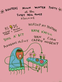 Winter Party of Experimental Music and Sounds Ireland